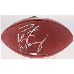 "Peyton Manning Signed Wilson ""The Duke"" Official NFL Game Ball (UDA COA)"