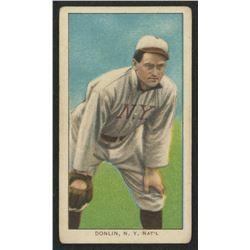 1909-11 T206 #130 Mike Donlin / Fielding