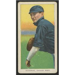 1909-11 T206 #133 Jiggs Donahue (Donohue)