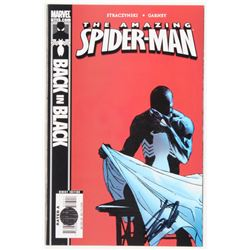 """Stan Lee Signed 2007 """"The Amazing Spider-Man"""" Issue #543 Direct Edition Marvel Comic Book (Lee COA)"""