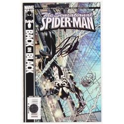 """Stan Lee Signed 2007 """"The Sensational Spider-Man"""" Issue #35 Direct Edition Marvel Comic Book (Lee CO"""