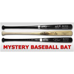 Schwartz Sports Baseball Superstar Signed Full Size Bat Mystery Box – Series 4 (Limited to 75)