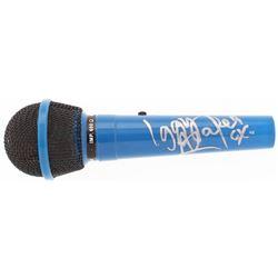 Iggy Azalea Signed Prop Microphone (JSA Hologram)