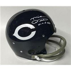 "Mike Ditka Signed Chicago Bears Full-Size Throwback Suspension Helmet Inscribed ""H.O.F. 88"" (JSA COA"