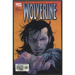 "Stan Lee Signed 2003 ""Wolverine"" Issue #1 Marvel Comic Book (Lee COA)"