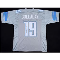Kenny Golladay Signed Detriot Lions Jersey (JSA COA)