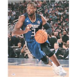Dwyane Wade Signed NBA All-Star 16x20 Photo (JSA COA)