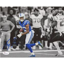 T. Y. Hilton Signed Indianapolis Colts 8x10 Photo (JSA COA)