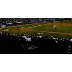 "Mariano Rivera Signed New York Yankees ""Big Signature"" 16x32 Photo Inscribed ""HOF 2019"" (Steiner COA"