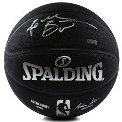 Kobe Bryant Signed LE NBA Black Basketball (Panini COA)