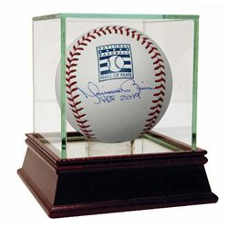 "Mariano Rivera Signed Hall of Fame Logo Baseball Inscribed ""HOF 2019"" (Steiner COA)"