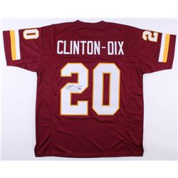 HaHa Clinton-Dix Signed Washington Redskins Jersey (JSA Hologram)