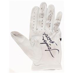 Jordan Spieth Signed Tournament-Used Under Armour Golf Glove (JSA LOA)