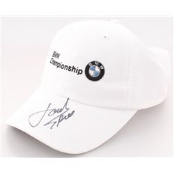 Jordan Spieth Signed BMW Championship Golf Hat (PSA COA)