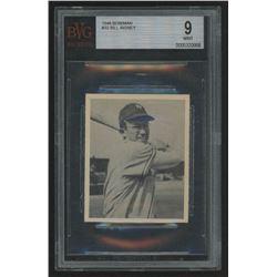 1948 Bowman #32 Bill Rigney RC (BVG 9)