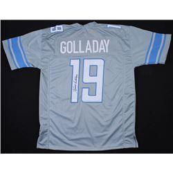 Kenny Golladay Signed Detroit Lions Jersey (JSA COA)