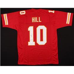 Tyreek Hill Signed Kansas City Chiefs Jersey (JSA COA)