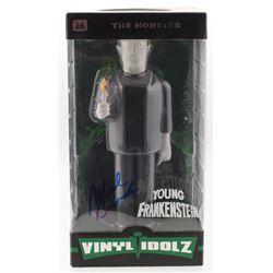 Mel Brooks Signed  Young Frankenstein  The Monster #28 Vinyl Idolz Figure (PSA COA)