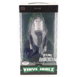 Mel Brooks Signed  Young Frankenstein  Igor #29 Vinyl Idolz Figure (PSA COA)