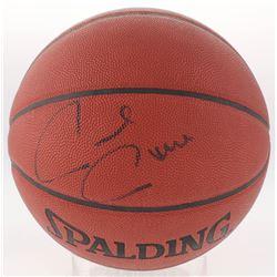 Paul Pierce Signed NBA Basketball (JSA COA)