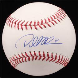 Dallas Keuchel Signed OML Baseball (JSA COA)