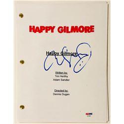 """Adam Sandler Signed """"Happy Gilmore"""" Full Movie Script (PSA COA)"""