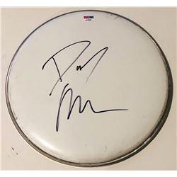"Danny Elfman Signed 10.5"" Drum Head (PSA COA)"