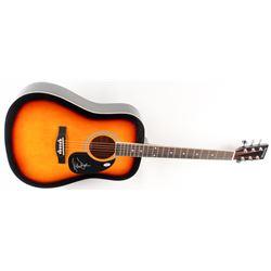 """Adam Duritz Signed 41"""" Acoustic Guitar (PSA COA)"""