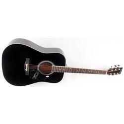 """Kip Moore Signed 38"""" Acoustic Guitar (PSA COA)"""