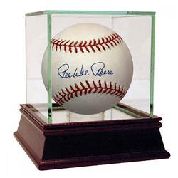 Pee Wee Reese Signed ONL Baseball (JSA COA)