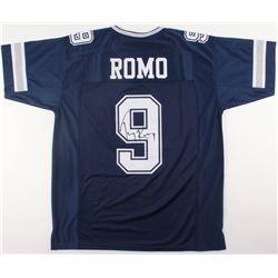 Tony Romo Signed Cowboys Jersey (JSA COA)