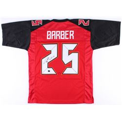 Peyton Barber Signed Tampa Bay Buccaneers Jersey (Barber Hologram)