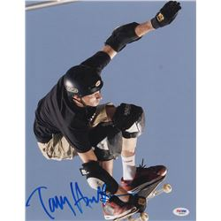 Tony Hawk Signed 11x14 Photo (JSA COA)