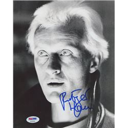 "Rutger Hauer Signed ""Blade Runner"" 8x10 Photo (PSA COA)"