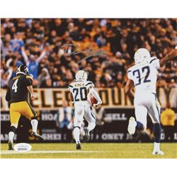 Desmond King Signed Los Angeles Chargers 8x10 Photo (JSA COA)