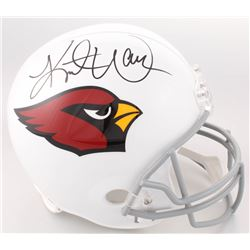 Kurt Warner Signed Arizona Cardinals Full-Size Helmet (Warner Hologram  Radtke COA)