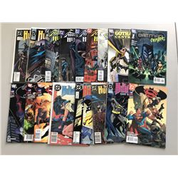 Lot of (50) DC Batman Comic Books