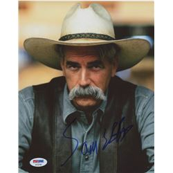 "Sam Elliott Signed ""The Big Lebowski"" 8x10 Photo (PSA COA)"