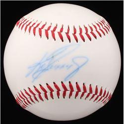 Ken Griffey Jr. Signed Baseball (JSA COA)