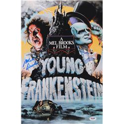"Mel Brooks Signed ""Young Frankenstein"" 12x18 Photo (PSA COA)"