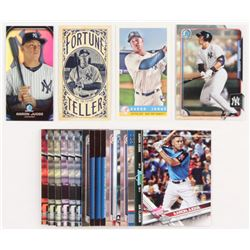 Lot of (20) Aaron Judge RC Baseball Cards