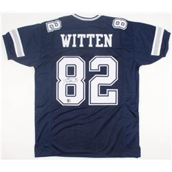 Jason Witten Signed Dallas Cowboys Jersey (JSA COA  Witten Hologram)
