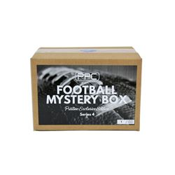 Press Pass Collectibles Football Box - Pristine Exclusive Signed Football Mystery Box (Series 4)