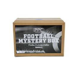 Press Pass Collectibles Football Box - Pristine Exclusive Signed Football Mystery Box (Series 2)