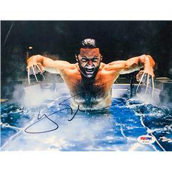 "Hugh Jackman Signed ""X-Men"" 8x10 Photo (PSA COA)"
