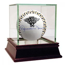 Mariano Rivera Signed 2006 All-Star Game Logo Baseball with High Quality Display Case (Steiner COA)