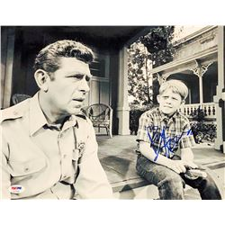 """Ron Howard Signed """"The Andy Griffith Show"""" 11x14 Photo (PSA COA)"""