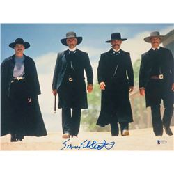 "Sam Elliott Signed ""Tombstone"" 11x14 Photo (Beckett COA)"