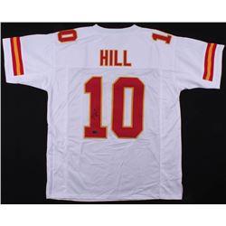 Tyreek Hill Signed Kansas City Chiefs Jersey (Radtke COA)