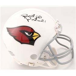 Patrick Peterson Signed Arizona Cardinals Mini Helmet (Radtke COA)